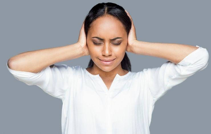 tinnitus en stress