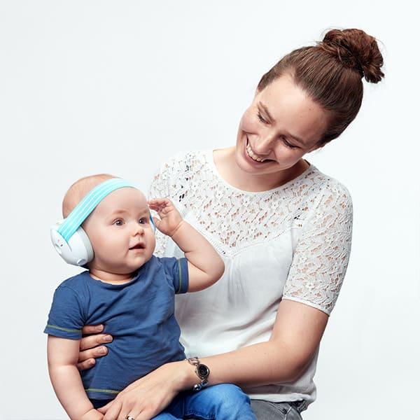oorkap gehoorbescherming baby