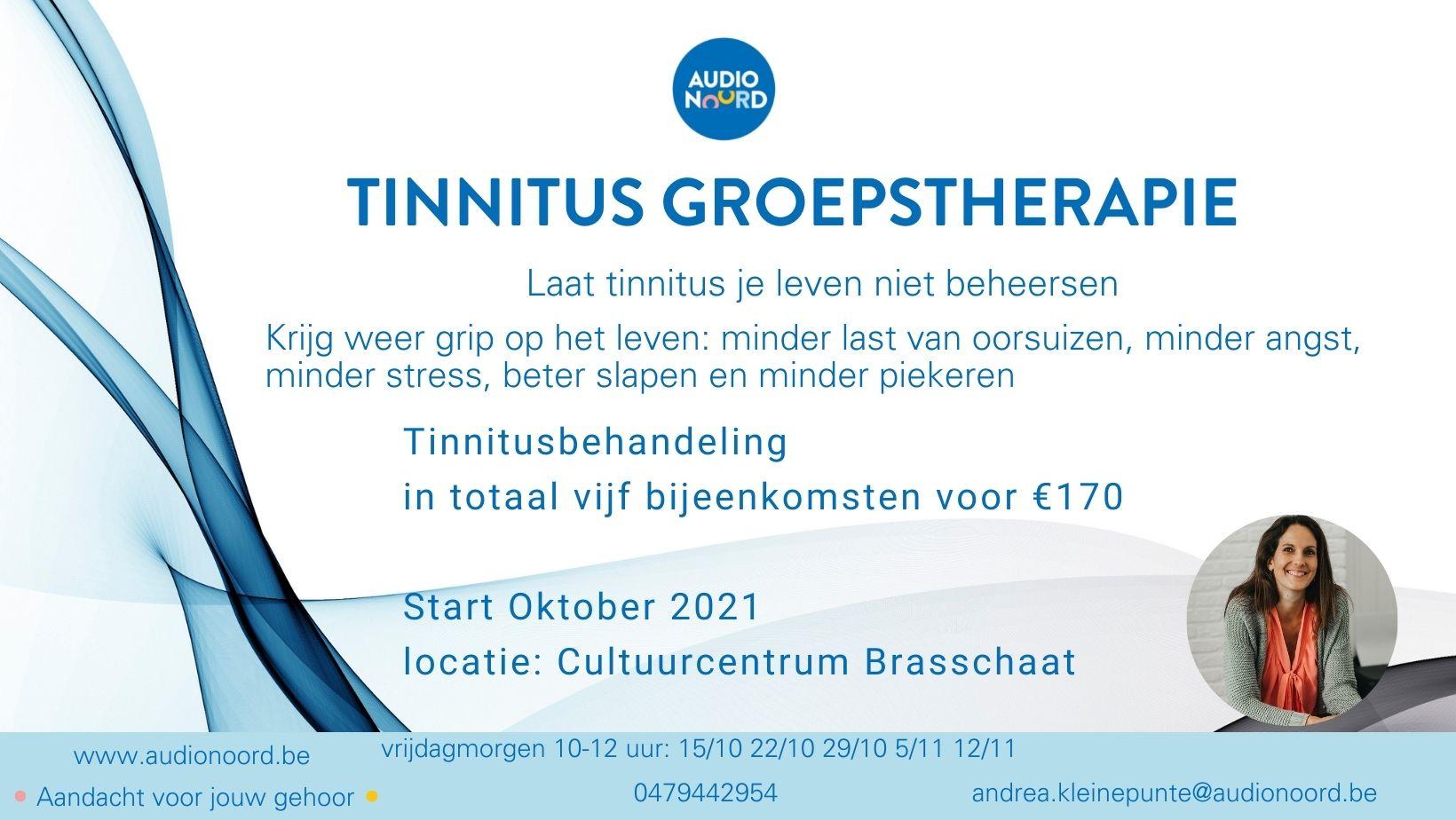 Tinnitusbehandeling